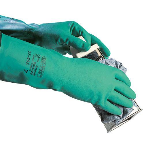 Solvex Plus Gloves to EN 374