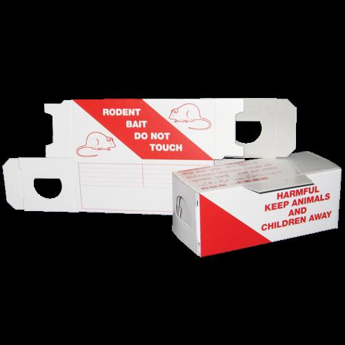 No.4 Cardboard Bait Boxes