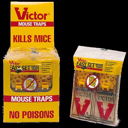 Easy Set Mouse Trap