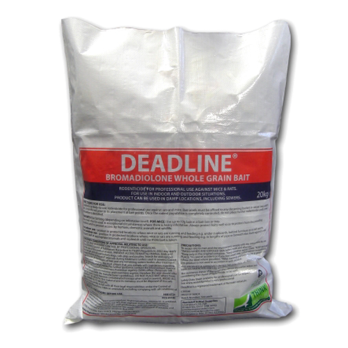 Deadline Bromadiolone Rat and Mouse Bait