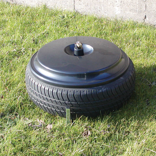 Tyre-Baiter Rod Stainless Steel - Each