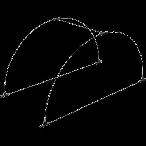 Flexible Net Frame