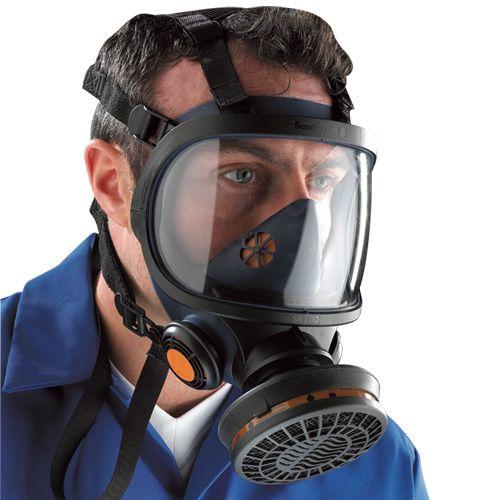 Sundstrom full-facemask respirator