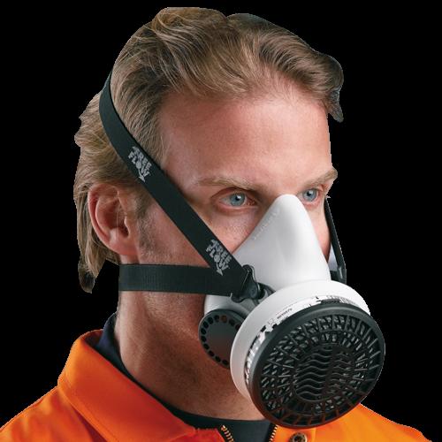 Sundstrom freeflow half mask respirator