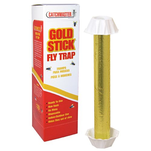Gold Stick Fly Traps