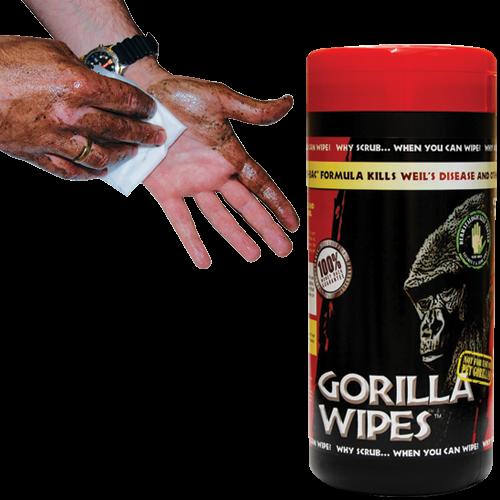 Antibac Gorilla Hand Wipes