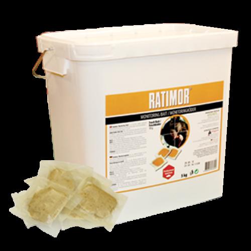 Ratimor Monitoring Fresh Bait