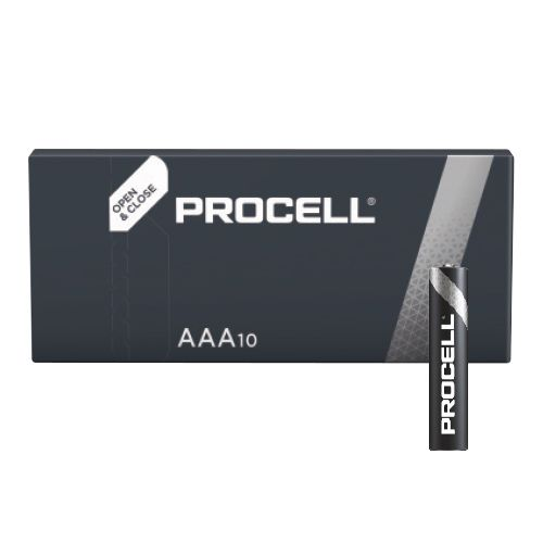 AAA Batteries - Pack of 10
