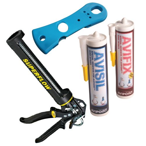 Avishock™ Adhesives