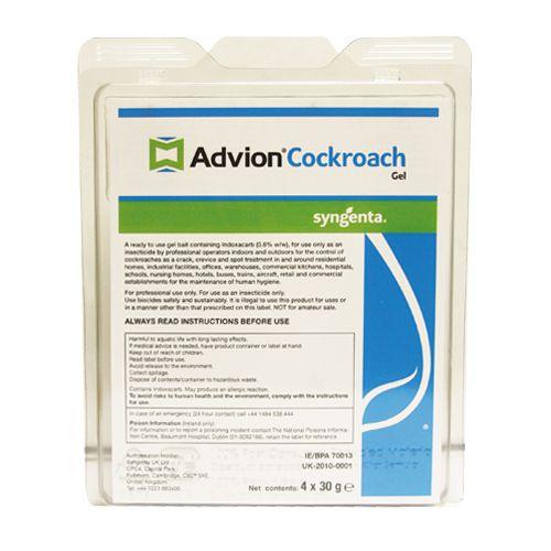 Advion® Cockroach Gel