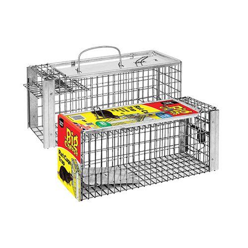 KC93 Rat Size Cage Trap