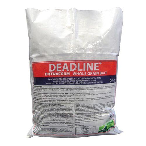 Deadline Difenacoum Whole Wheat