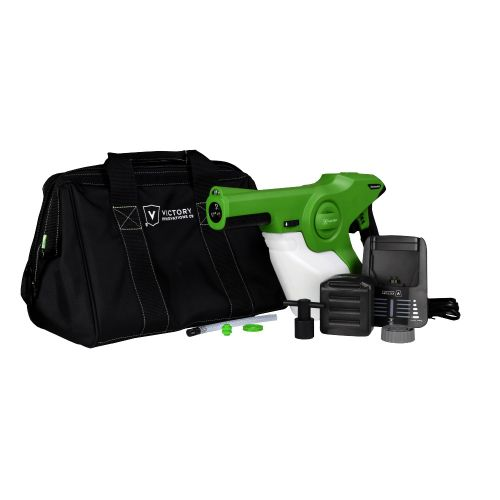 Electrostatic Hand-Held Sprayer
