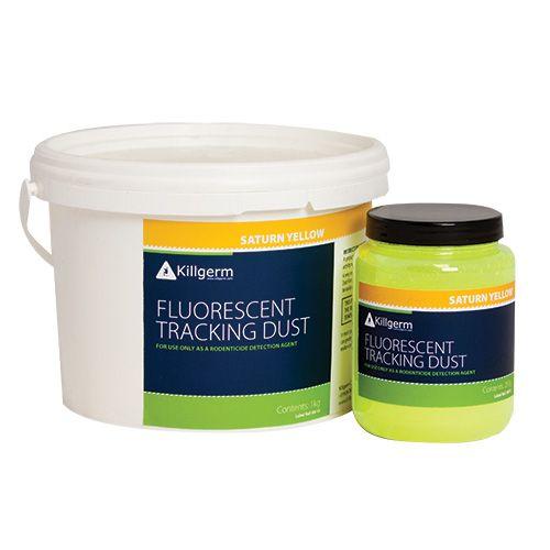 Fluorescent Tracking Dust (Yellow) - 1 x 1 kilo