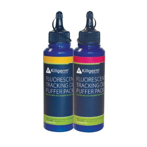 Fluorescent Tracking Dust – 100g Puffer Pack