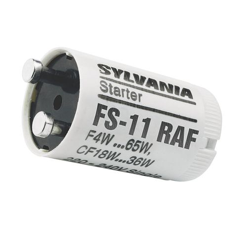 FS11 Starter (for units with odd numbers of tubes)