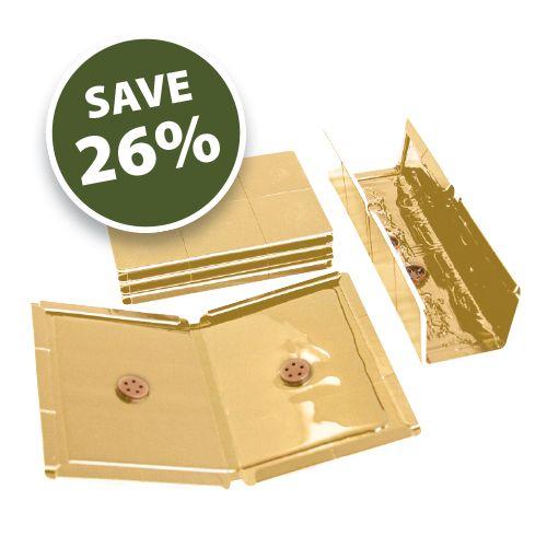 Sakarat™ Rodent Glue Boards - 2 x Box of 100