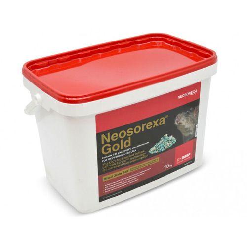 Neosorexa Gold Pro Rat & Mouse Bait