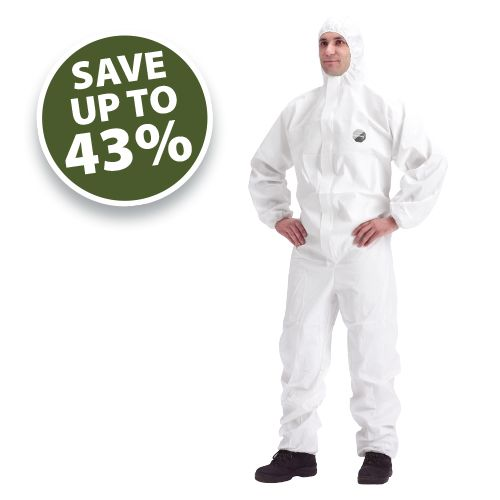 ProShield® 60 Coveralls Type 5 & 6 - Special Offer