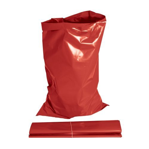 Red Rubble Sacks - Pack of 10