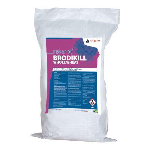 Sakarat Brodikill Whole Wheat - 10kg