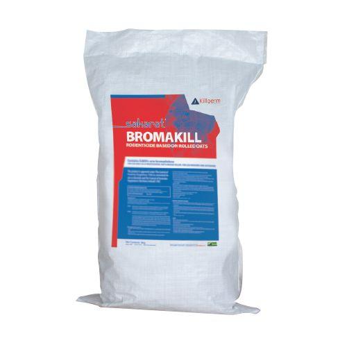 Sakarat® Bromakill Rolled Oats