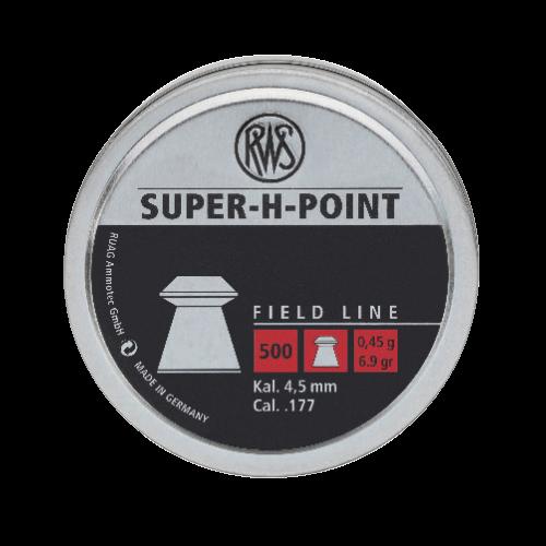 Super H Point .177 Pellets
