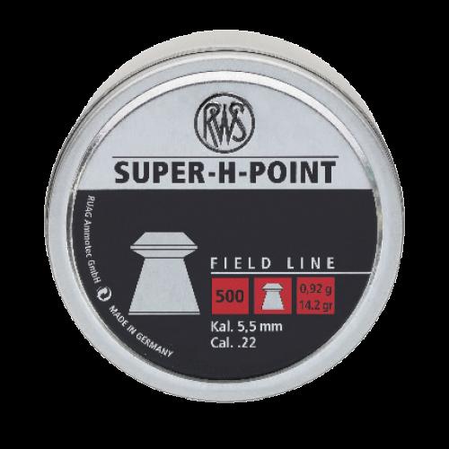 Super H Point .22 Pellets